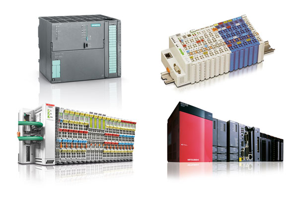 VBASE compatible with many PLC systems.